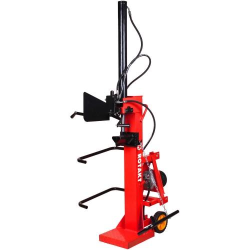 Presă cu acţionare manuală, fără sistem hidraulic cu coş de lemn 35 cm