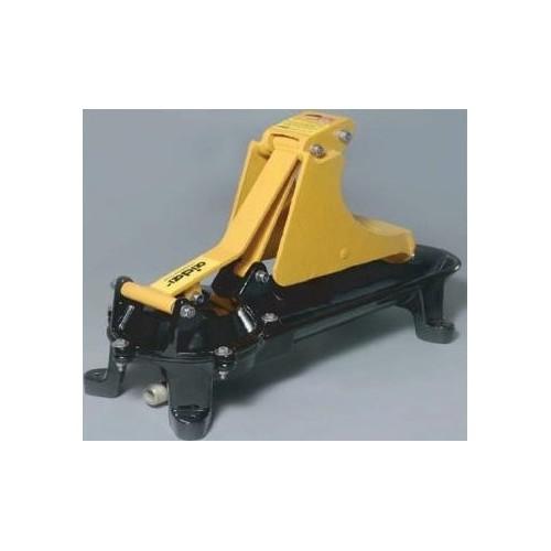 Presă cu acţionare manuală, fără sistem hidraulic cu coş de lemn 50 cm